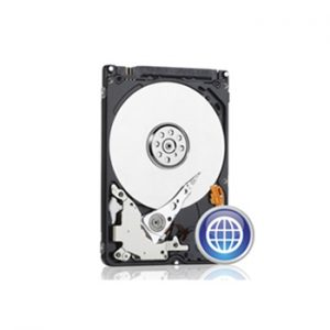 HDD 750GB WD 2.5'' Sata 3 5400